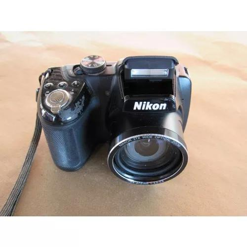 Maquina Fotográfica Nikon Câmera L315