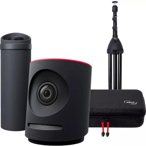 Mevo plus kit com case + boost full hd 1080p, gravação 4 k