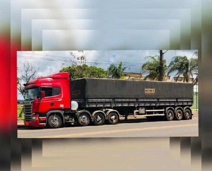 Scania 440 8x2
