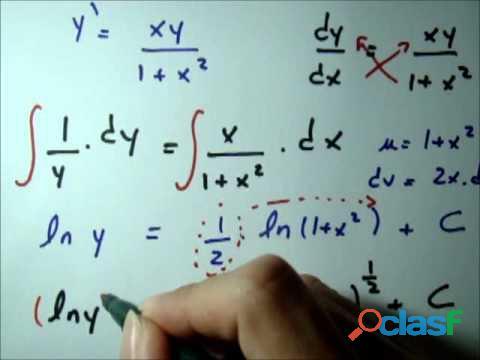 Aulas de reforço de calculo, fisica, resmat, resolução de listas e exercícios online