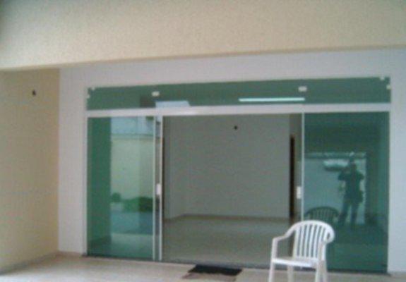 Portas de vidros