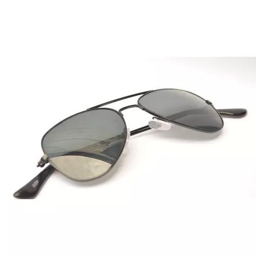 d45faa34d Oculos de sol infantil aviador moderno elegante crianças