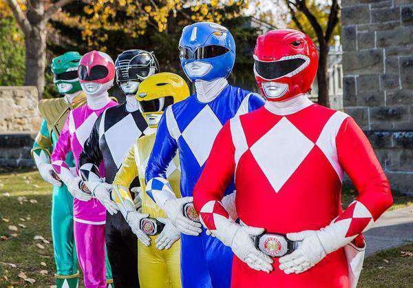 Power rangers personagens para festas infantis bh para festa