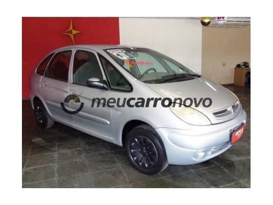 Citroën xsara picasso exc./etoile 2.0 16v mec. 2001/2001