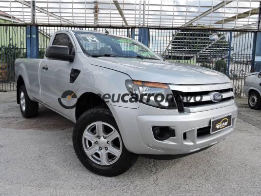 Ford ranger xls 2.5 16v 4x2 cd flex 2013/2014