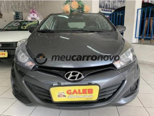 Hyundai hb20 c./c.plus/c.style 1.6 flex 16v mec. 2012/2013