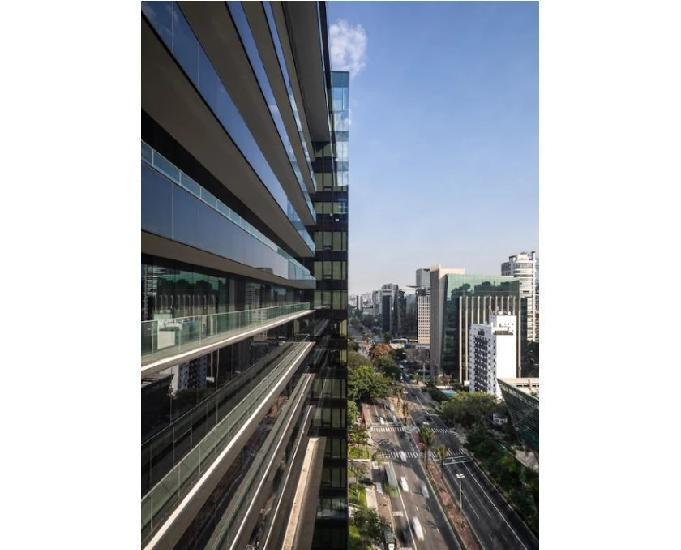 Laje aaa,a partir com 688 m² no edifício pátio victor