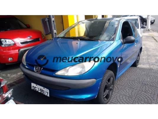 Peugeot 206 selection/sensation 1.0 16v 3p 2003/2003