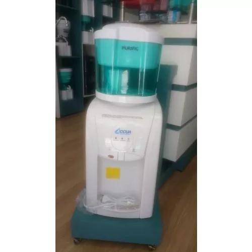 Purific ecológico + bebedouro água quente - brinde kit