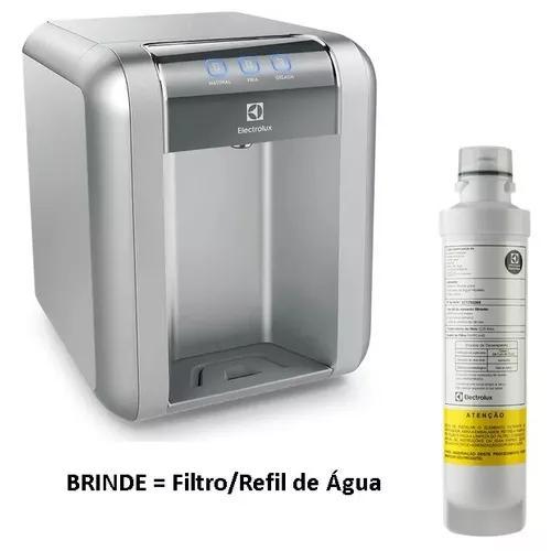 Purificador de água electrolux painel touch bivolt (pe11x)