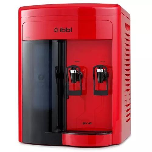 Purificador de água ibbl fr600 speciale vermelho 220v