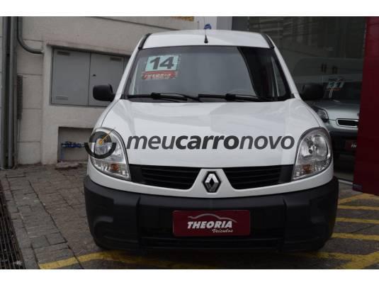 Renault kangoo express hi-flex 1.6 16v 2013/2014
