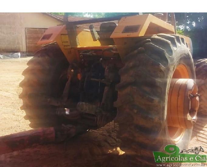 Trator valmet 985 4x4 (multitorque - motor novo!)