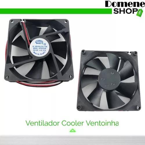 Ventilador cooler ventoinha - original - w10635328