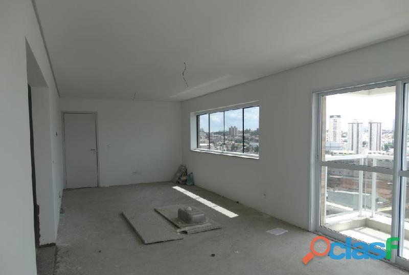 Apartamento 3 suítes 131 m² residencial ilha de siros em santo andré.