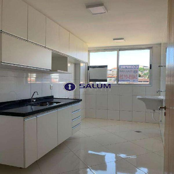 Apartamento, vila nova vista, 3 quartos, 1 vaga