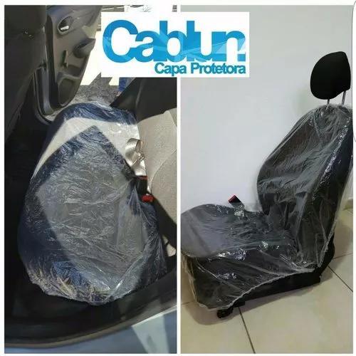 Cablun capa protetora banco (impermeável) kit com 4