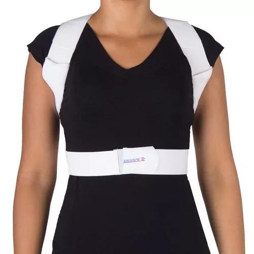 Espaldeira postural tipo mochila 276 salvapé médio/grande
