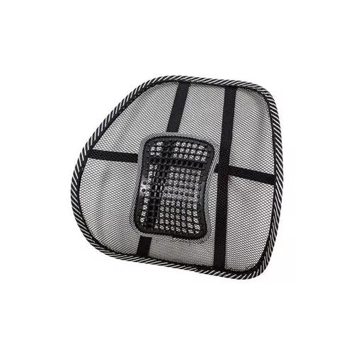 Kit 8 encosto apoio lombar ergonômico postural cadeira carr