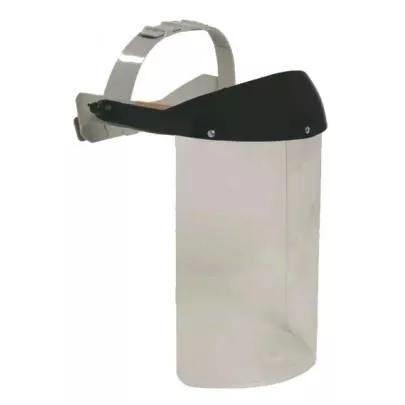 Protetor facial 10 polegadas alta proteção epi c/ nota +