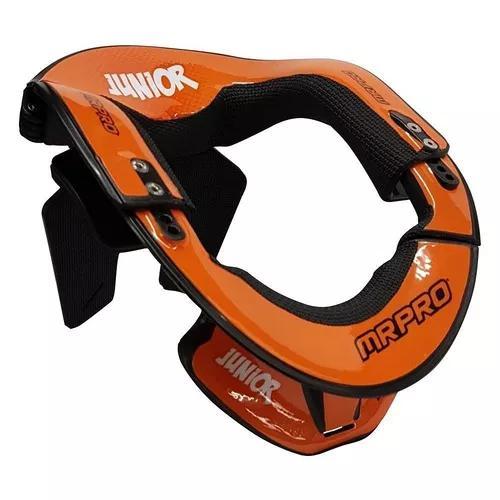 Protetor pescoço cervical neck brace pro motocross infantil