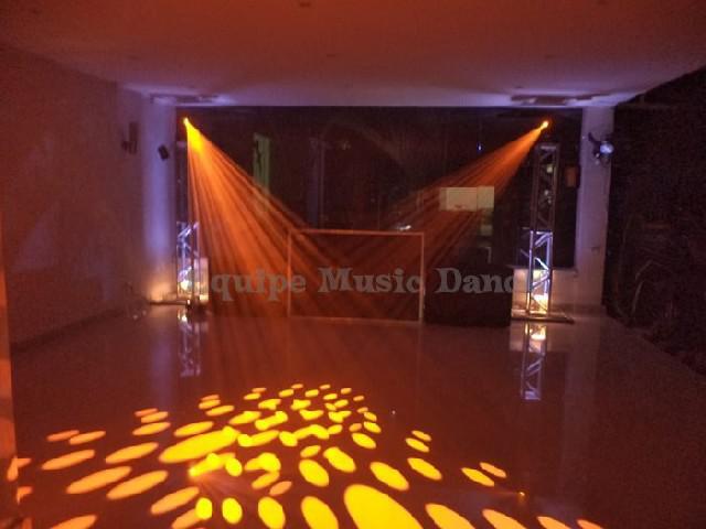 Dj rj - som e iluminação para festas