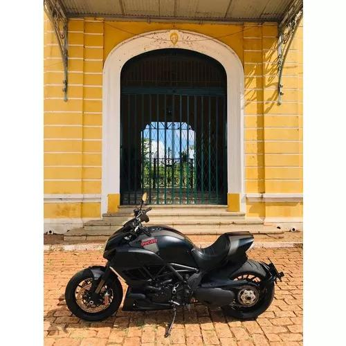 Ducati diavel dark 2014