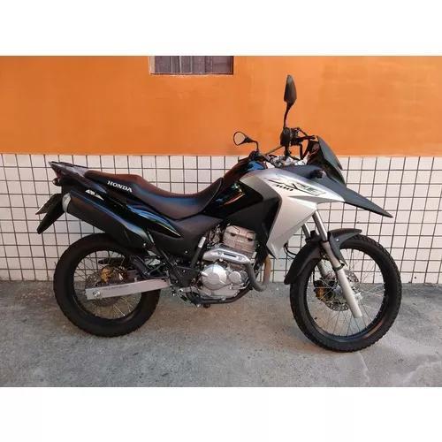 Honda xre 300 2018 novinha aceito moto