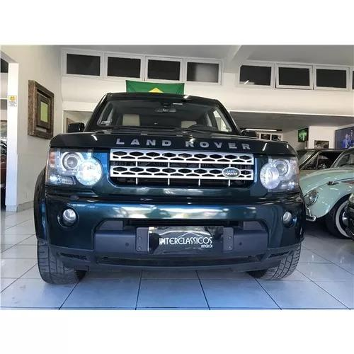 Land rover discovery 3.0 hse 4x4 v6 24v turbo diesel 4p