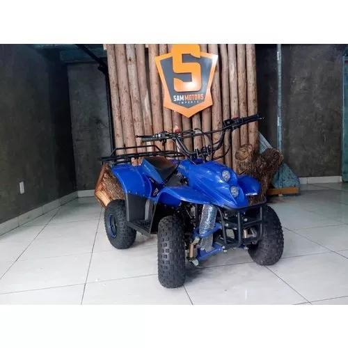 Quadriciclo 110cc automatico bull motors