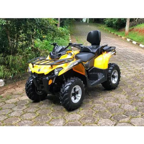 Quadriciclo can am 500 max (direção elétrica)