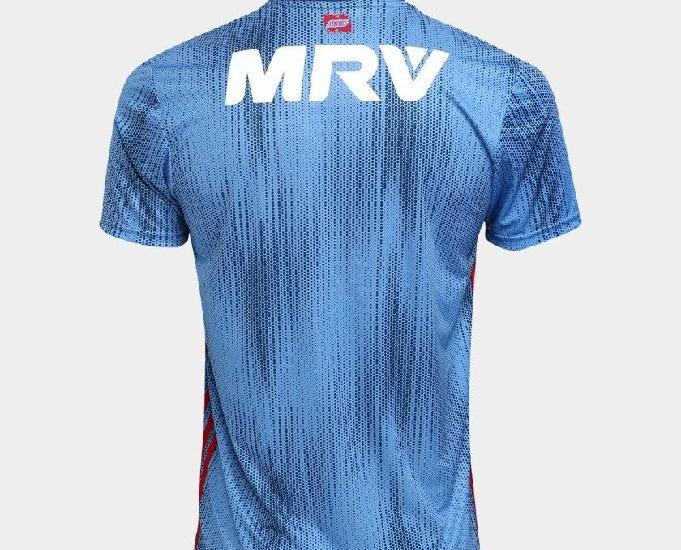 Camisa do Flamengo azul 2019