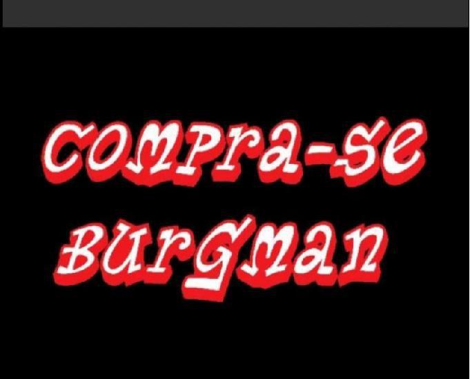Compro Burgman
