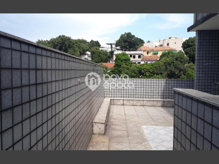 Engenho de Dentro, 3 quartos, 1 vaga, 61 m² Rua Monsenhor