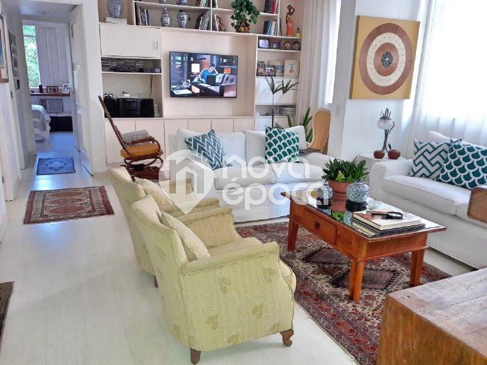 Leblon, 3 quartos, 1 vaga, 85 m² Rua Gilberto Cardoso,