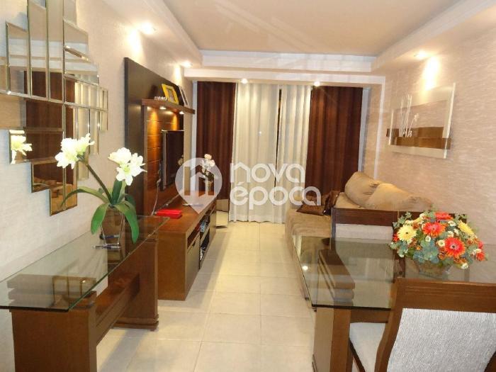 Méier, 2 quartos, 2 vagas, 85 m² Rua Isolina, Méier, Zona