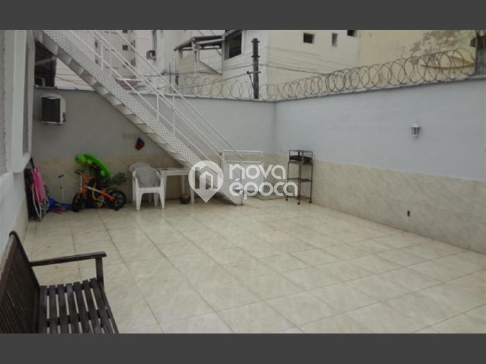 Méier, 4 quartos, 1 vaga, 120 m² Rua Magalhães Couto,