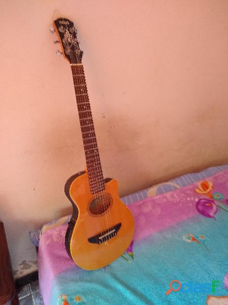 Relíquia japonesa violão yamaha modelo anxt_1n