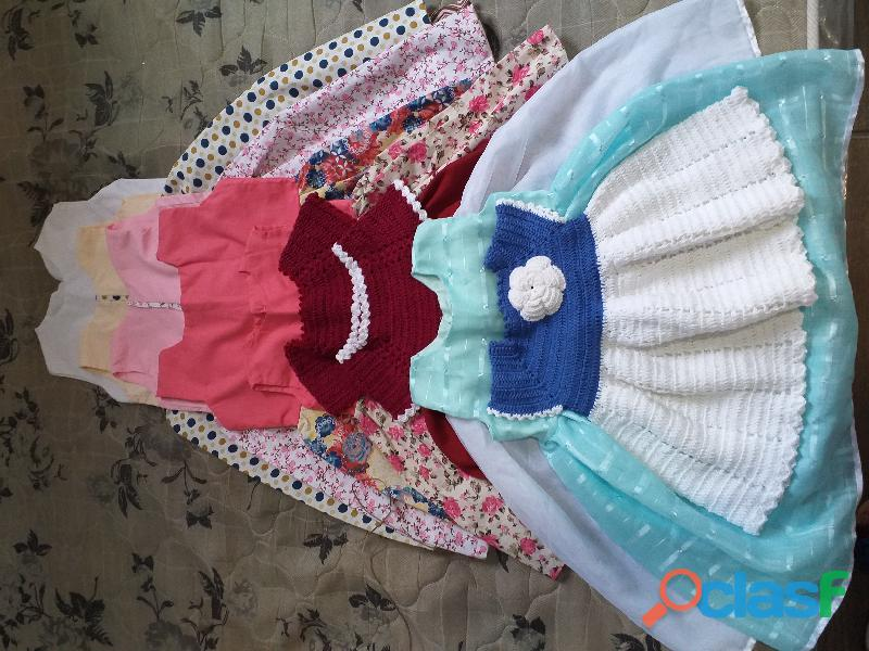 Vestido infantil 35 reais