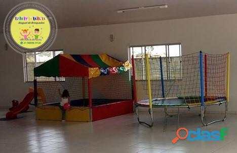 Aluguel de Brinquedos em São Gonçalo