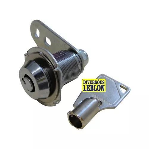 8 fechadura mecânica tubular canhão jukebox fliperama