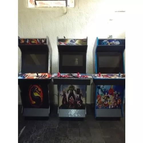 Arcade multijogos