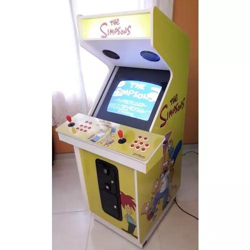 Arcade - simpsons