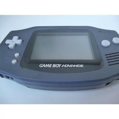 Console nintendo game boy advance gba
