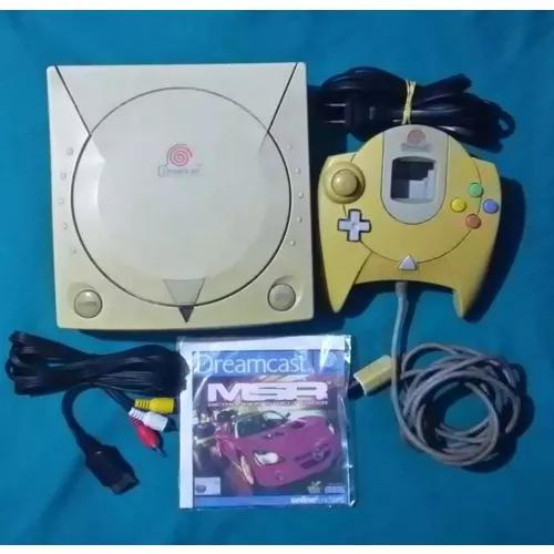 Dreamcast completo no estado leia o anúncio frete grátis