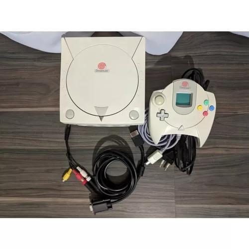 Dreamcast destravado completo com jogos