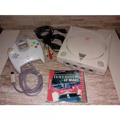 Dreamcast funcionando perfeito,controle original,drean cast