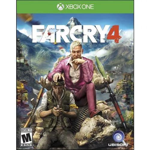 Far cry 4 (português) - xbox one - lacrado + frete grátis!