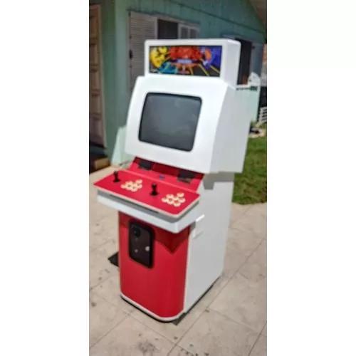 Fliperama arcade placa neo-geo !