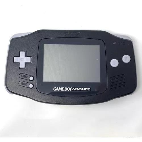 Game boy advance (gba) original +03 jogos